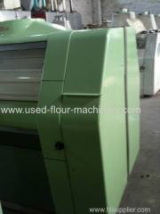 Used Buhler Flour Mill Machines MDDK MQRF Purifiers cleaning and milling machinery for wheat flour mill plant