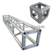 DJ truss system for custom roof with 300x300mm square truss