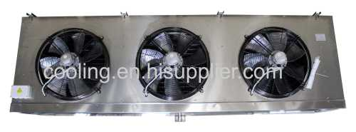 New and high efficient double output air cooler