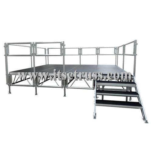 Used Aluminum Stages for Sale