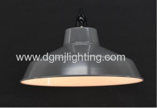 D250mm Metal Shade Pendant