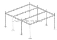 The Sfest Lighting trusses from China