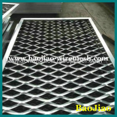 3mm thickness 200X85mm Aluminum Expanded Decorative Mesh
