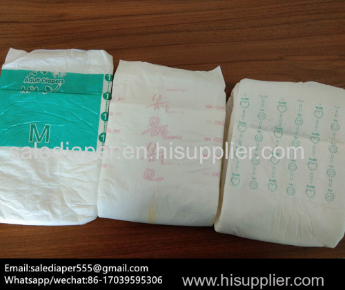 Adult Diaper for Incontinence People