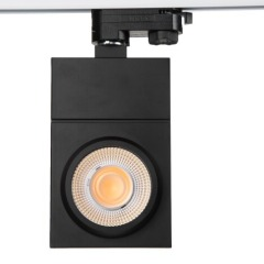 30W LED track lights for museum