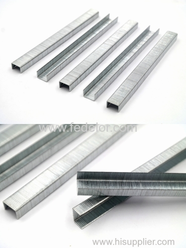 Fine Wire Staple10F series