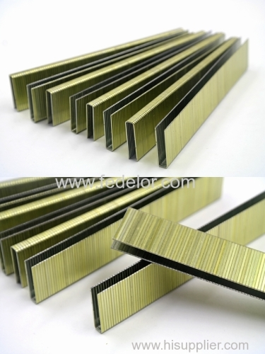 Fine Wire Staple 40J series