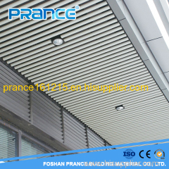 PRANCE ound tube ceiling design