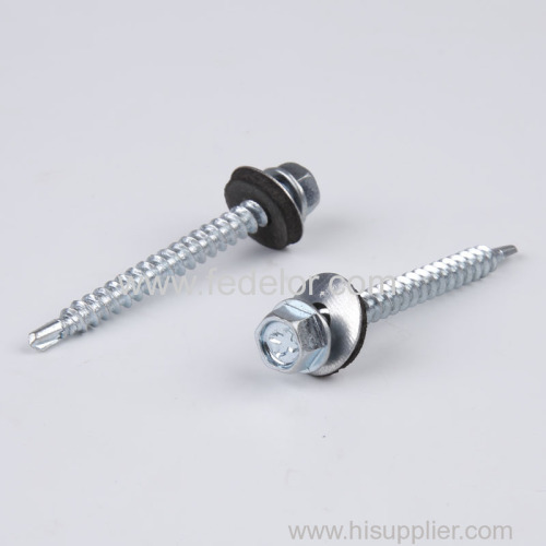 normal size hexagonal self drilling screw