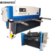 metal plate cnc hydraulic sheet shearing machine price