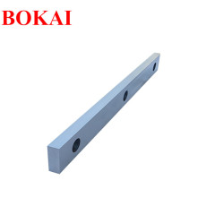 Mechanical Cutting Machine Shearing Blade