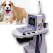 LED veterinary black and white ultrasound scanner