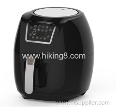 5.5L Air fryer digital control non-stick basket