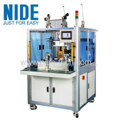 Brushless motor sator coil winding machine inslot stator needle winding machine