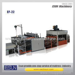 Automatic Mattress Compression Package Integrated Machine