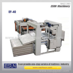 Automatic Mattress Packing Production Line