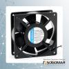 Axial fan 4 inch 120x120x38mm plastic blades TUV CE standard