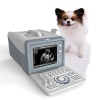Veteriary portable black white full digital ultrasound machine