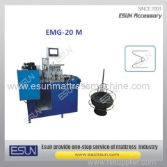 Single M Shape Automatic Edge Guard Machine