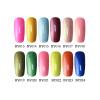 China wholesale nail supplies 24 colors UV gel nail polish soak off nail gel polish with OEM