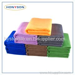 High Quality Microfiber PET Towel