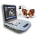 Veteriary laptop black white full digital ultrasound machine