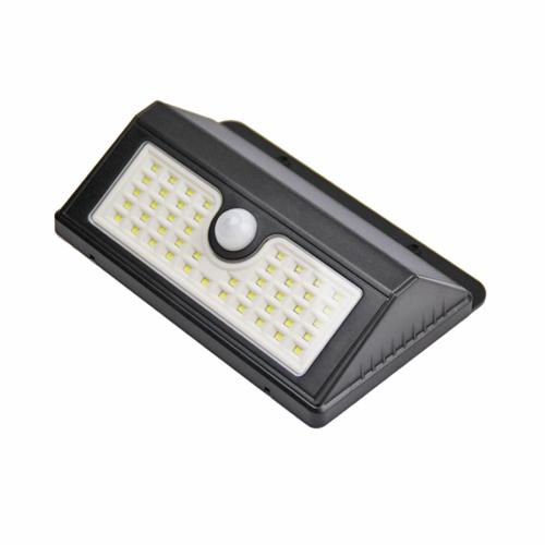 IP65 Solar LED garden light with PIR motion sensor