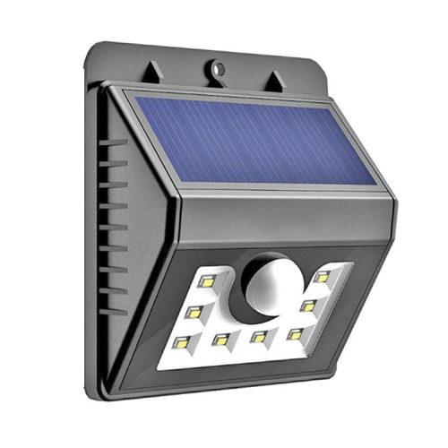 8LED Solar Power PIR motion sensor light