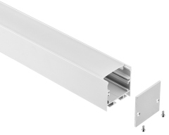 LED Aluminum Profile APL-3535