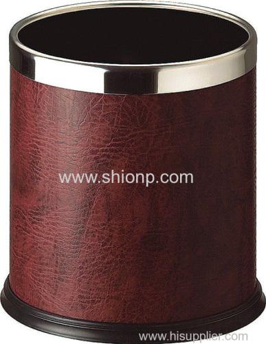 Peel barrels (Wine red color)