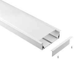 LED Aluminum Profile for ceiling APL-11735
