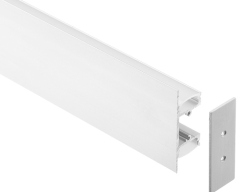 LED Aluminum Profile for up and down wall lighting APL-1402