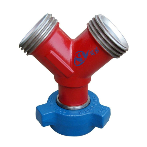 "2"" Weco Hammer Union Wyes 15000PSI Fig 1502 Integral Fittings"