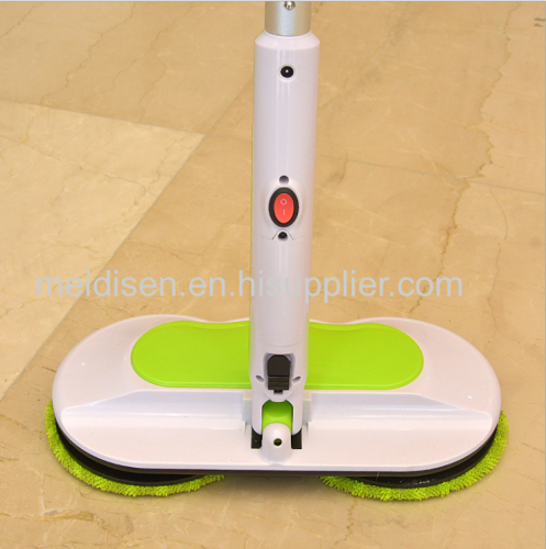 Smart Cordless Electric Spraying machine electric spin scrubber