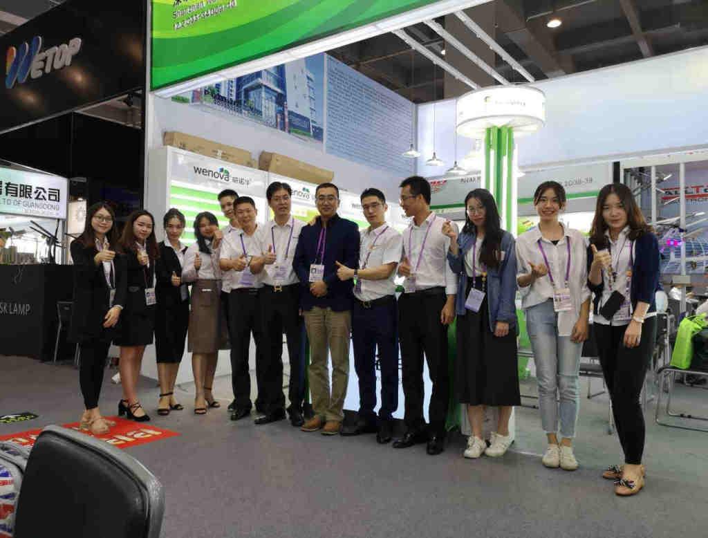 2018 124th Canton Fair for led energy-saving bulbs