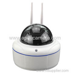 2MP 3g 4g sim card wire free vadanlproof dome cameras P2P Onvif 3g 4g wireless CCTV cameras 2.8-12mm VF lens dome camera
