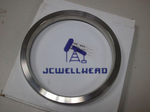 Oil Well API Ring Gasket R 35 For Flange 3 1/8""