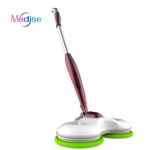Cordless Spraying and Spinning Mop