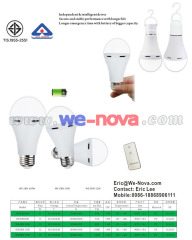 Patent LED Emergency Bulb Series 6/8/10/12/15W/China Biggest LED Emergency Bulb manufacturer TIS 1955 2551