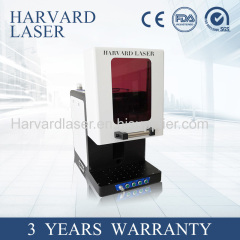 Auto Fiber Laser Marking Equipment with Professional After-Sale Service