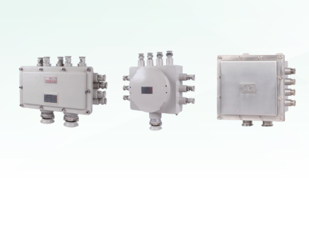 EJX5 series explosion-proof junction boxes