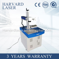Portable Table Fiber Laser Marking Machine with Low Power Consumption