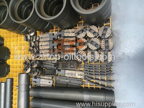 DST Tools 9 5 / 8  Full Bore Mechanical Set Retrievable Packer
