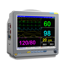 "Portable 12.1"" color TFT patient monitor"