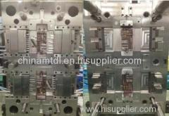 Injection mold factory China-Plastic mould