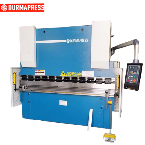 small 125ton press brake for metal sheet plate
