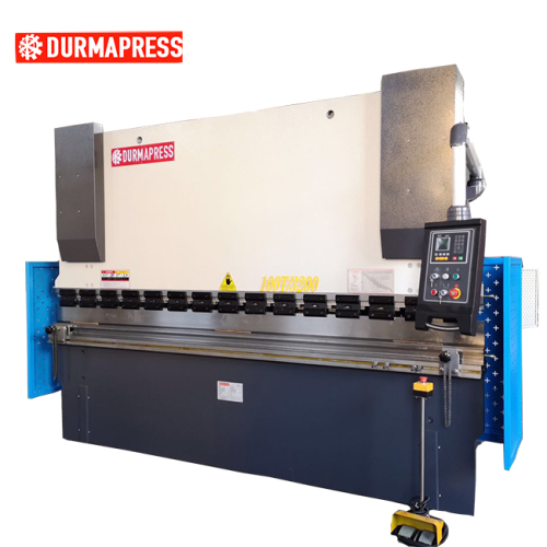 WF67K 100/3200 CNC Sheet Metal Press Brake Hydraulic Sheet Bending