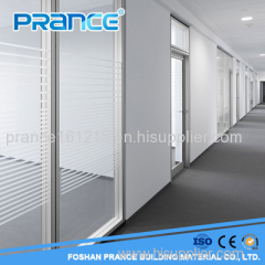 Anti-bacteria project use hospital glass partition
