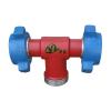 "2"" Fig 1502 Weco Union Tee MxMxF 15000PSI Integral Flow Tees"
