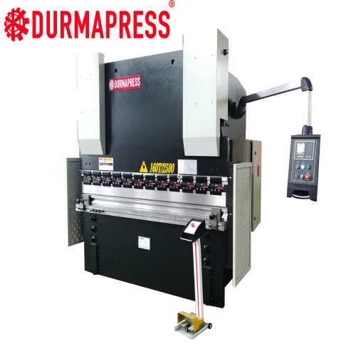 WE67K 125/2500 hydraulic sheet metal Press Brake